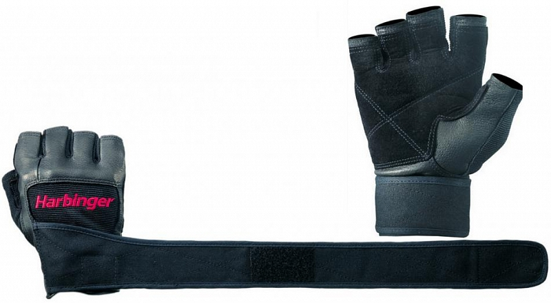 846aef97d90 Fitness rukavice Harbinger 1140 PRO wrist wrap