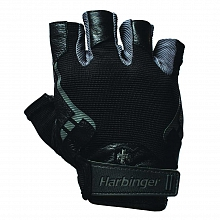 Harbinger Fitness rukavice PRO, Black, 1143